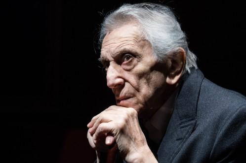 OFFOFF Theatre_Il canto D'Ulisse-Roberto Herlitzka.Foto Le Pera