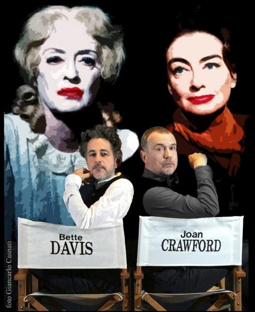 OFFOFFTheatre_Che fine hanno fatto Bette Davis e Joan Crawford-G.De Feo e R.Castagnari.Foto G.Castagnari_rid