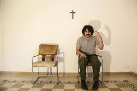 OFFOFFTheatre_Ismael in viaggio dalla Siria-Massimiliano Frateschi.Foto Bianca Hirata