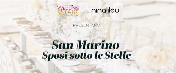 SAN MARINO - SPOSI SOTTO LE STELLE - COVER
