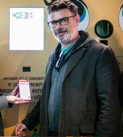 Alessandro Laurienzo CEO TicketAppy_Foto di Luca Perazzolo