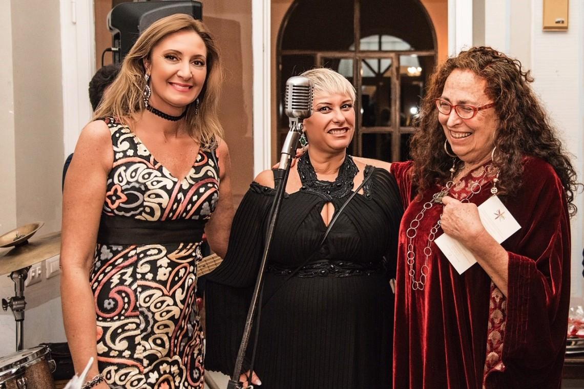 Da sx Daniela Corti, Silvia Jacopini, Paola Igliori - Ph. Melissa Fusari (2)