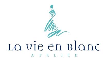 Logo La Vie En Blanc Atelier