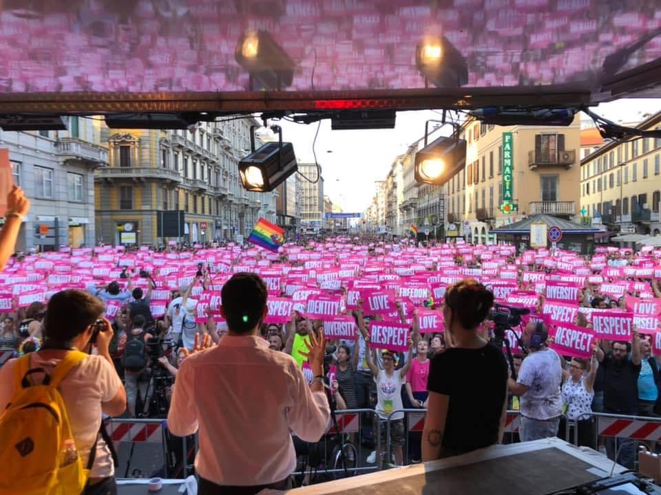 Milano Pride 2019 il Comune annuncia la Convention IGLTA 2020